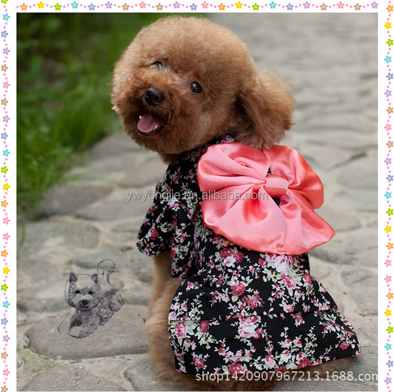Fashion Cheap Dog Clohtes For Small Dogs Hot Sale Janpanses Pet Clothes