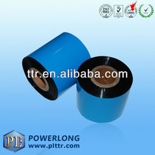 Economic thermal transfer wax barcode ribbon