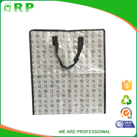 High reliability light weight low price small zipper nylon bags