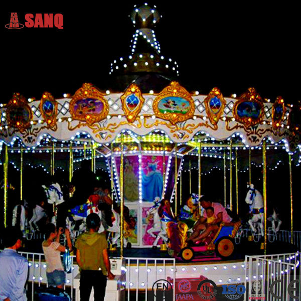 Amusement merry go round direct supplier/competitive price of merry go round