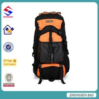 60L large capacity sport mountain backpack bag bags 600D waterproof mountain&camp backpack
