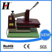 Hengxing QX-A4 CE Approved Multi-Color Rotary Customized Lowest price Sublimation t shirt Printing Heat Transfer Machine