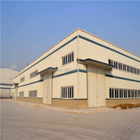 low cost construction building prefabricated steel factory workshop with top quality