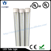 Integrated clear,frosted cover 4ft,8ft UL CUL t8 led tube light sale
