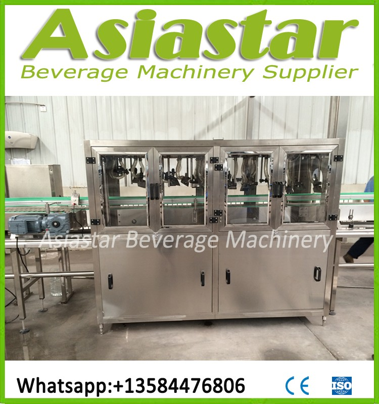6000BPH Full automatic carbonated soft drink bottling production plant