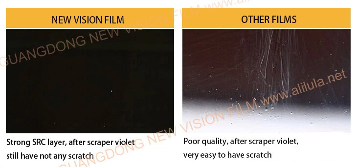 Fast Shipping Best Quality DIY Sizes Solar Car Window Film rolls with Free Samples