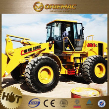 Chinese CHENGGONG CG956C 5ton wheel loaders for sale
