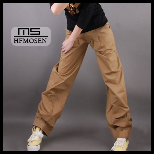 N10027 spring autumn Korean fashion loose casual bloomers long women pants
