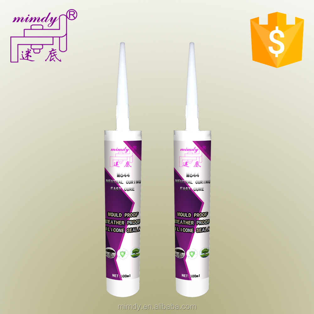Mimdy silicone sealant sanitary ware and ceramic tiles glazing silicone sealant