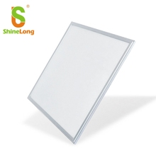 High power dimmable rgbw square flat led panel ceiling lighting