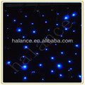 starry sky lighting fiber optic led star cloth