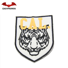 Professional Factory Custom Iron on Patches Embroidery for Jackets