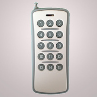 universal ir 12 button tv remote control transmitter modules