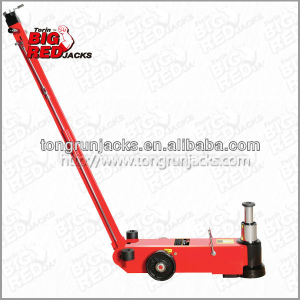 Torin BigRed 25 ton 2 stage air hydraulic jack