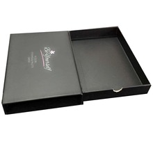 Factory price black shipping gift box from direct China factory