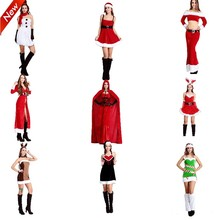 Unique women christmas women costumes
