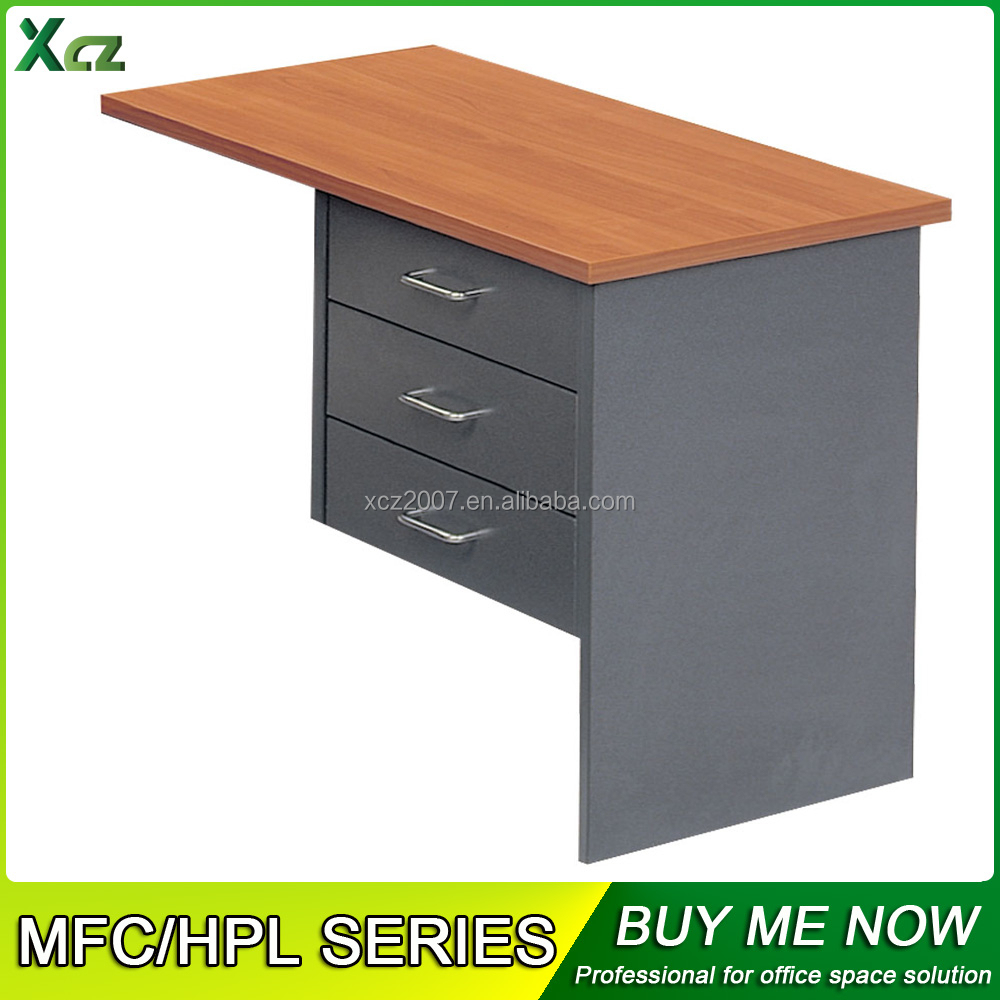 Office Desk Side Table Return With Cabinet Buy Side Tables Cheap