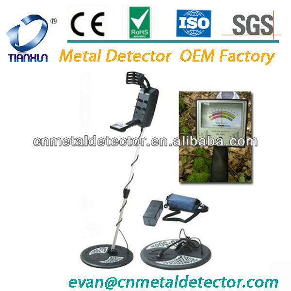 MD-5008 ground metal detector double coils