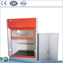 fume hood/fume chamber with duct and blower