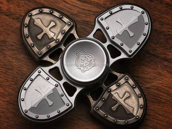 hot selling Russia CKF EDC fidget hand spinner