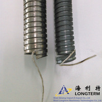 steel square flex electrical conduit