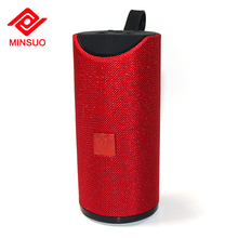 Portable dustproof concert mini music car bluetooth speaker