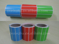 colored thermal paper, heat senstive paper