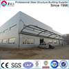 steel structure workshop plants prefabricated canopy