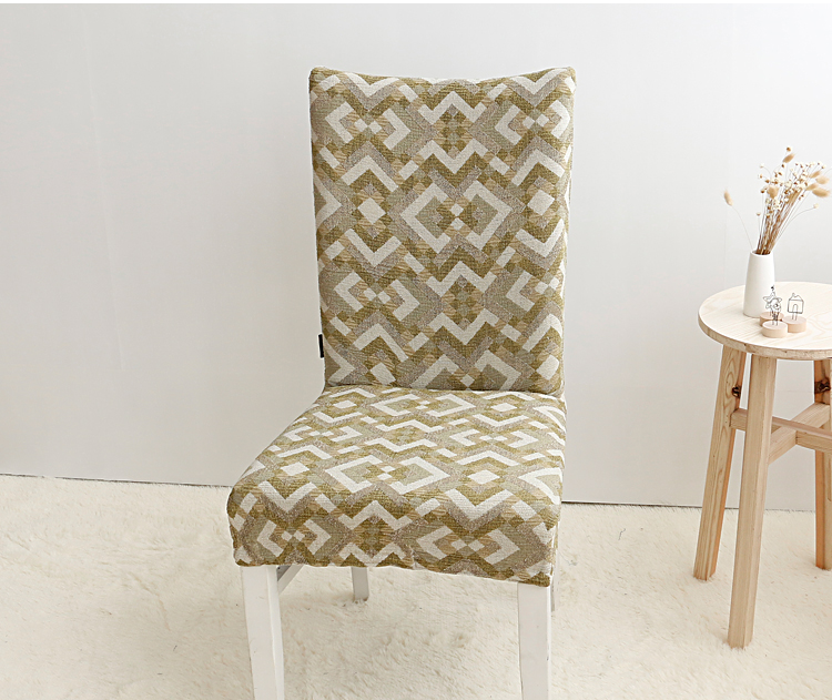 Home Decoration jacquard elastic bus seat covers,spandex chair cover