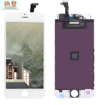4.7 inch lcd display chinese touch screen mobile for iphone 6 lcd with small parts