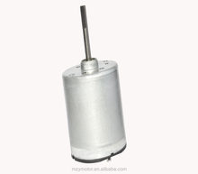 High Speed 24V Brushed Massager PMDC Motor