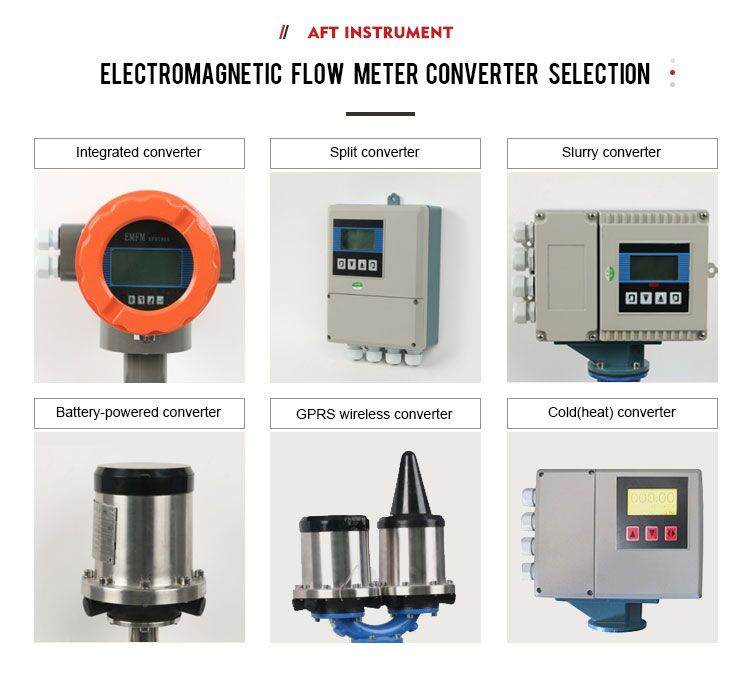 4-20ma output sanitary type electromagnetic flow meter beer milk flowmeter