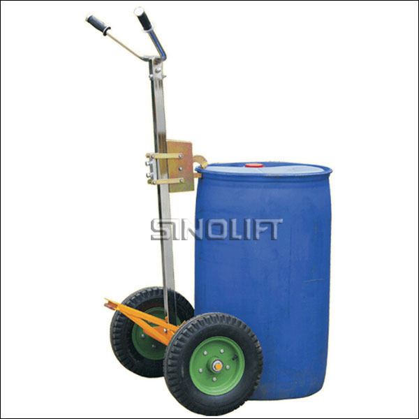 HOT! Sinolift DE450 Eagle Grip Portable Oil Drum Trolley