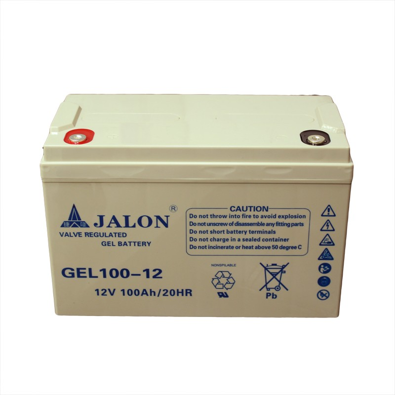 Rechargeable Sealed type batteries Gel Battery 12V100ah