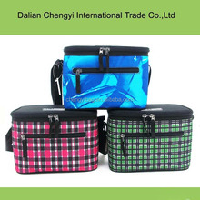 Wholesale fashion customized easy carrying cooler bag for frozen food