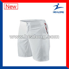 Men'S Polyester Custom Tennis Shorts With Your Logo