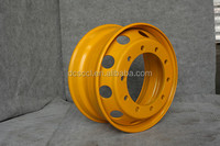 6.75 x 22.5 Famous Brand Big factory supplier truck steel wheel rim