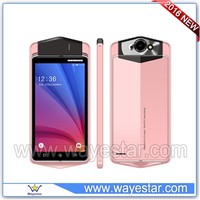 Latest 5 inch Mobile Phone With Rotating Camera Dual Sim Free 32GB
