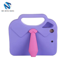 Wholesale silicone PC premium tablet back cover case for ipad mini 1 2 3