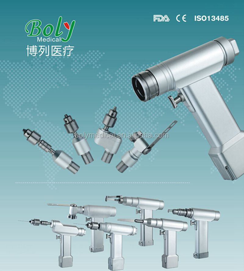 Boly saw drill with battery for orthopedics surgery