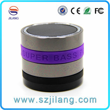 Best price and popular Compatible Micro SD/TF bluetooth speaker stereo