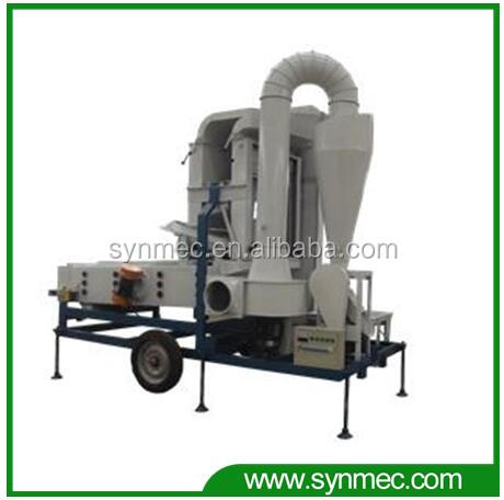Seed Grain Wind Sieve Cleaning Machine