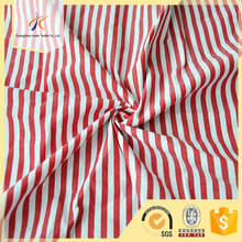 Professional manufacturer wholesale 100% combed cotton clothing fabric with great price