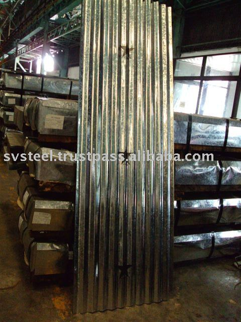 Roofing Sheets (GC Sheets)