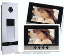 Jade TCP IP 10 Inch Color Video Door Phone System/ Ip Intercom