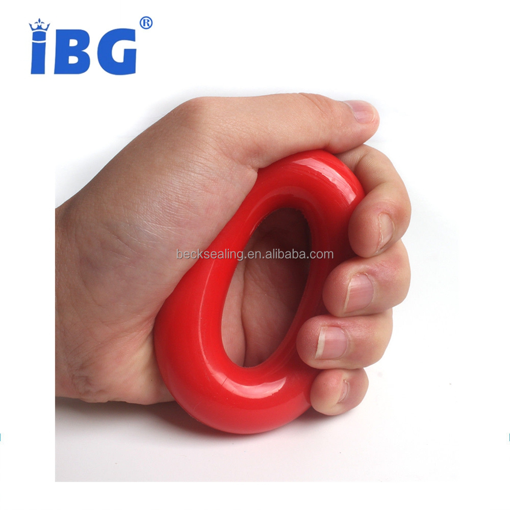 <strong>Activing</strong> Strength Finger Hand Grip Muscle Power Training Rubber Gripping Ring