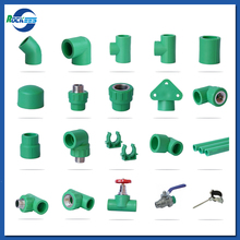 High Quality Green PPR Pipe Fitting Price List