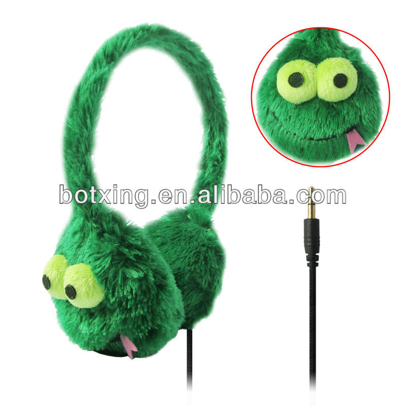 Custom earmuff headphone for kids