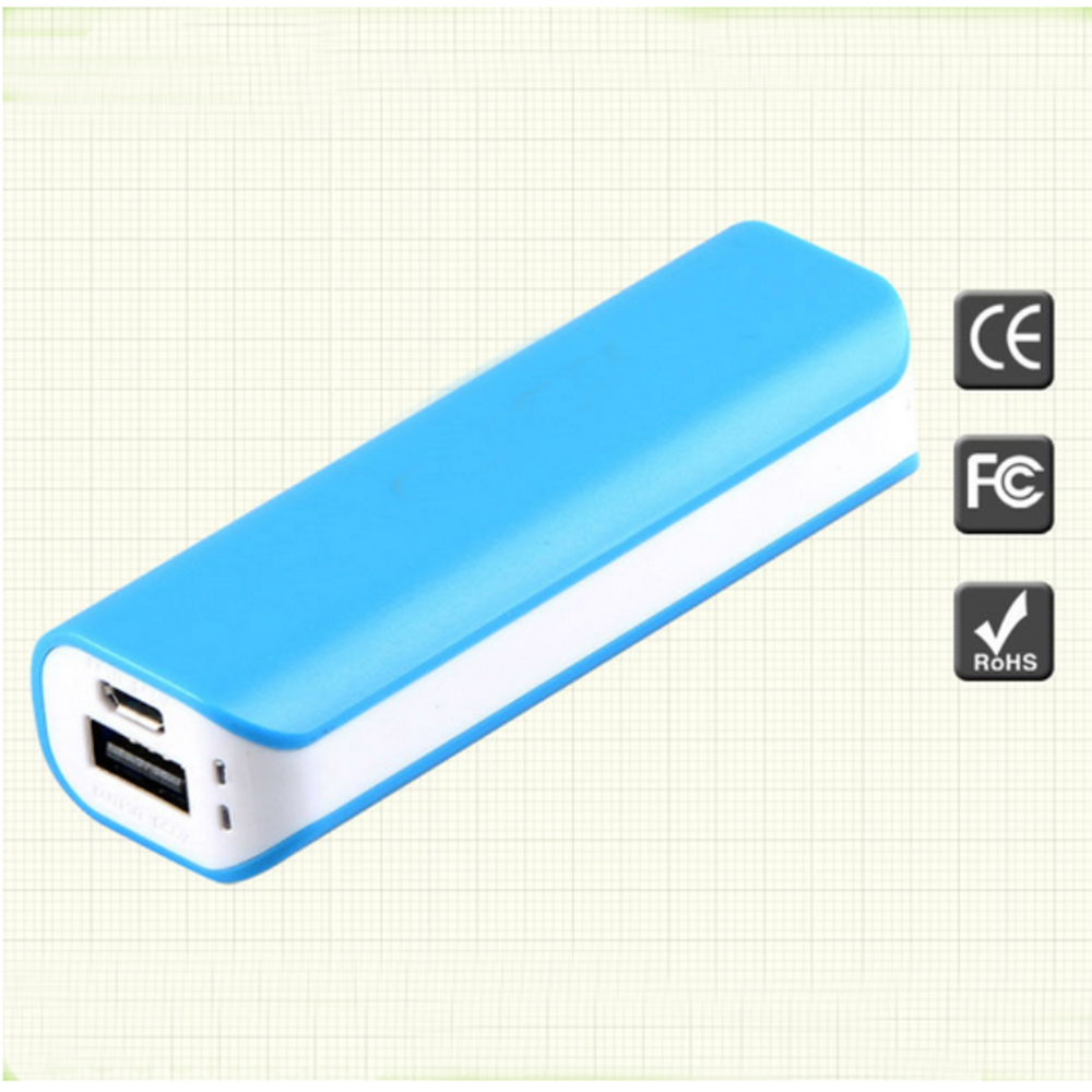 Portable Power bank 2600mah gift Cartoon Printing Power Charger for mobile Phone