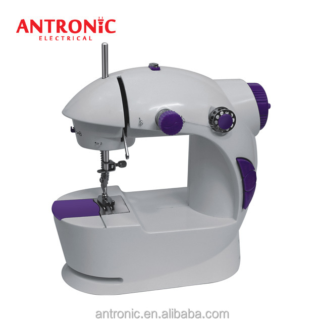 ATC-201 Household Mini Manual Sewing Machine with high and low speed switch
